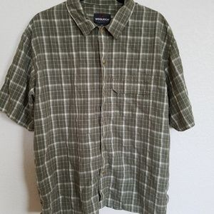 large mens shirt